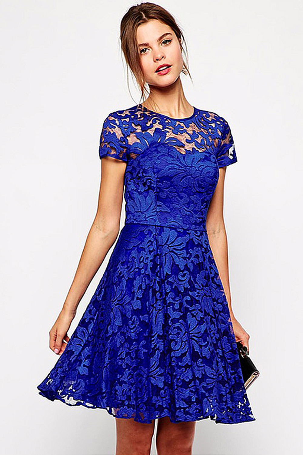Buy the latest women's Blue dresses online at low price. StyleWe offers cheap dresses in red, black, white and more for different occasions.