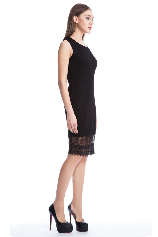 UNOMATCH WOMEN MIDI BODYCON DRESS BLACK – Unomatch Shop